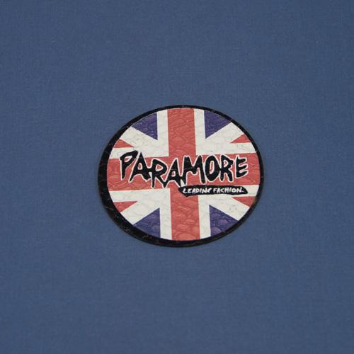 Нашивка круглая Британия PARAMORE