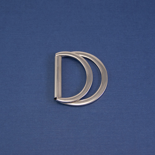 Полукольцо двойное никель