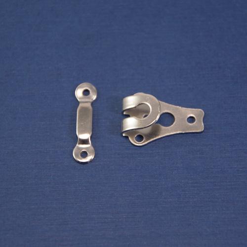 Крючок брючный никель