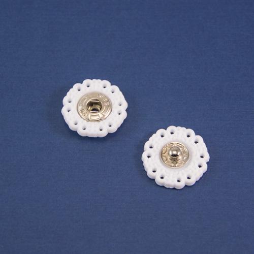 кнопка пришивная ромашка