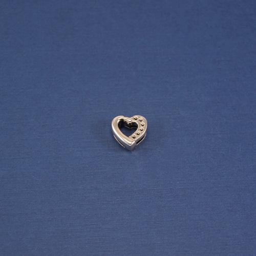 Протяжка сердце пластик