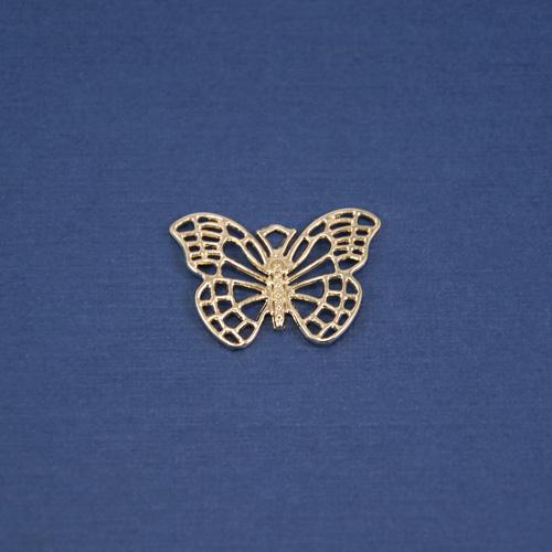 Бабочка ажурная