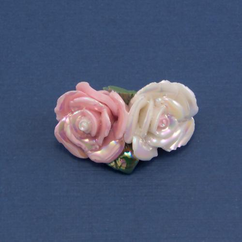 роза керамика